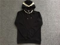 Givenchy shark tooth hoody