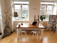 Stunning Working Area / Project Room / Thinking Area by the River in Haggerston just £13 per day