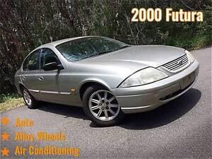 2000 Ford Falcon Futura Sedan Mount Gravatt East Brisbane South East Preview