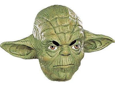 Star Wars - Yoda Child 2/3 Mask - Kids Yoda Mask