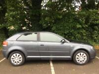 2006 55 AUDI A3 1.6 SPECIAL EDITION 3DR