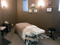 Part-time RMT for Busy Uptown Waterloo Clinic