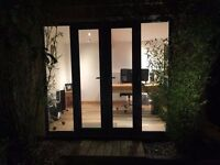 Garden Office / Out building / Work Space Available to Book