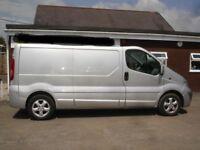 2012 Vauxhall Vivaro LWB Sportive not (Traffic and Primastar) NO VAT
