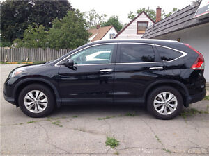 2012 Honda CR-V TOURING SUV, ONE OWNER,NO ACCIDENT