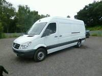 2008 Mercedes sprinter breaking for parts only.