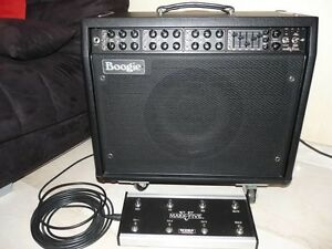 Trade Mesa Mark V for Marshall combo