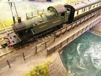 Wanted N Gauge Model Train Items