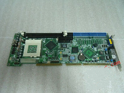 1Pc Used Weida Rocky 3782Ev V1 3 Industrial Motherboard