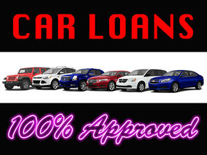 CAR LOANS 100% APPROVED