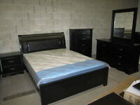 4days only-Brand new solid wood queen/double bed frame$299.99