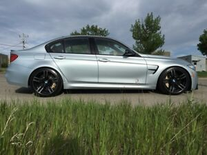 2015 BMW M3 - Individual Launch Edition