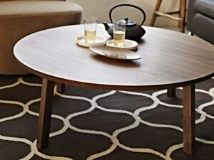 IKEA Stockholm Round Coffee Table