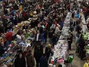 Word's Largest Garage sale at The Halifax exhibition Centre