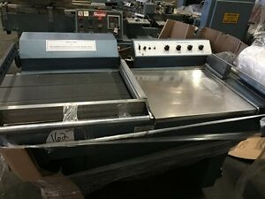 Used L Bar Sealer – RBS EM2024 Semi Automatic L-Bar Sealer (107)