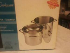 Quality Cookware Pasta pot/steamer
