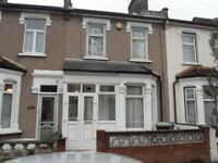 Amazing spacious three bedroom house with big rear garden in East Ham, E6
