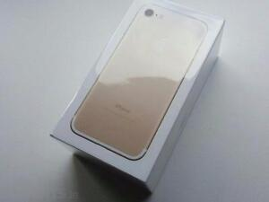 Gold iPhone 7 32 Gb Rogers, Fido, Chatr Brand New Sealed in Box  CALL   647-875-7109