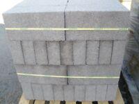 Pack of 72 Concrete Blocks