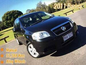 2011 Holden Barina TK Manual MY11 Mansfield Brisbane South East Preview