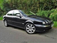 Jaguar X-Type. CAN'T GET CREDIT? ... YES YOU CAN! CAR FINANCE AVAILABLE