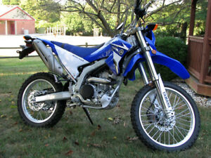 Looking for WR250R