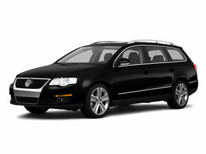 Wanted:2010 Volkswagen Passat Wagon 6 spd Man or auto any Colour
