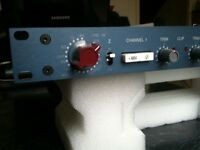 AMS Neve 1073 DPA Stereo Mic Preamp w/ Analogue Output