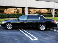 Limo services from Kitchener to airport and anywhere in GTA