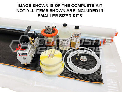 Vacuum Bagging Starter Kit - Small Materials Kit