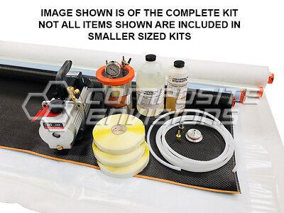 Vacuum Bagging Starter Kit - Small Materials Kit