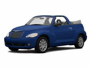 2007 Chrysler PT Cruiser Fresh SAFETY $4999 today ! Convertible