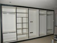 MADE TO MEASURE WARDROBES SUPPLIED AND FITTED.