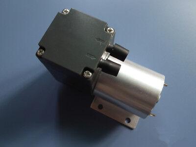 Dc12v Mini Vacuum Pump Negative Pressure Suction Pump Diaphragm Pump 12lmin