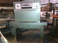 Used Shrink Wrap Machine: WELDOTRON SHRINK TUNNEL (62)