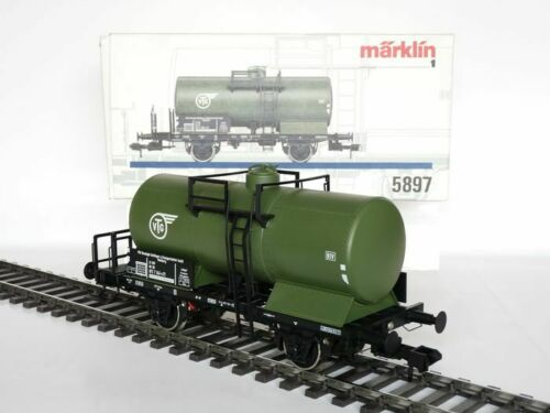 Märklin 5897 Gauge 1 Freight Wagons New Condition Original Box