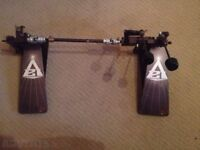 Axis Longboards A21 Laser Double Bass Pedals