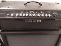 Line 6 150w Spider IV Amp and Cab
