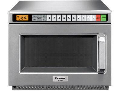Panasonic Ne-12521 Pro I Commercial Microwave Oven 1200 Watts