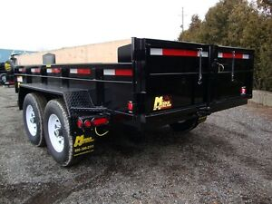 Contractor Dump Trailer - Starting at $105/Month Kitchener / Waterloo Kitchener Area image 7