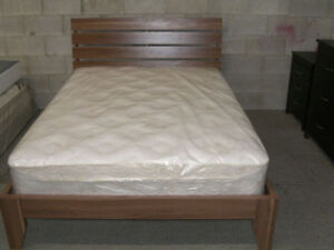 BRAND NEW Double size mattress and boxspring $168(FREE DELIVERY
