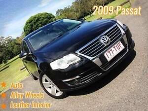 2009 Volkswagen Passat Type 3C V6 FSI Highline Sedan 4dr DSG 6sp Mansfield Brisbane South East Preview