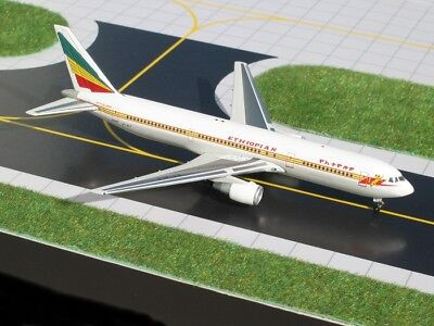 Ethiopian Airlines - CLEARANCE Gemini Jets 1:400 Scale Ethiopian Airlines Boeing 767-300 GJETH457