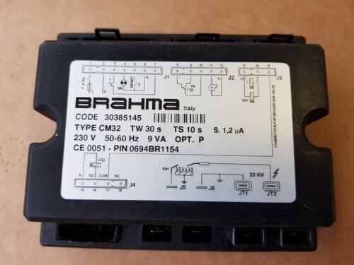 BRAHMA Quadro CM32 30S 10S Art. 30385145 Boiler Accorroni AC40370009