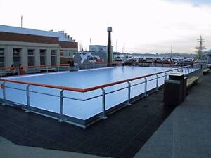 GLOBAL SYNTHETIC ICE - SUPER-GLIDE HEAVY DUTY ICE RINK | 241m2 Sydney City Inner Sydney Preview