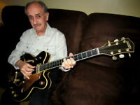 Guitar Lessons in East Windsor! Experienced Teacher!