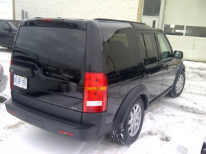2008 Landrover LR3 Black on Black Low Low kms!!!!