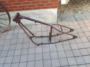 XS 650 Chopper Frame