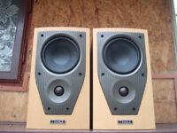 mssion M71 speakers delivered ??