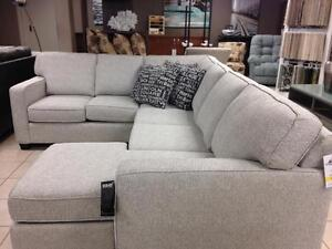 Custom order your Sectional  style,color,fabric or leather etc.